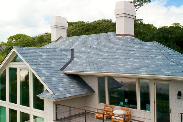 synthetic slate is more affordable than natural slate